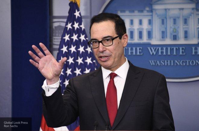 Минфин США объявит о санкция…