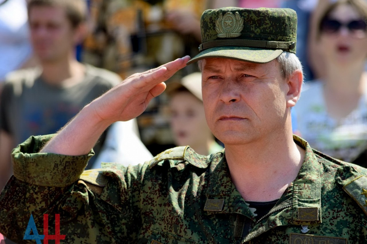Басурин: обстрелы, междуусобицы в рядах противника и подготовка вывода части  АТОшников в Киев