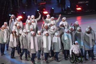 Российские паралимпийцы стали вторыми в медальном зачете ОИ в Пхёнчхане