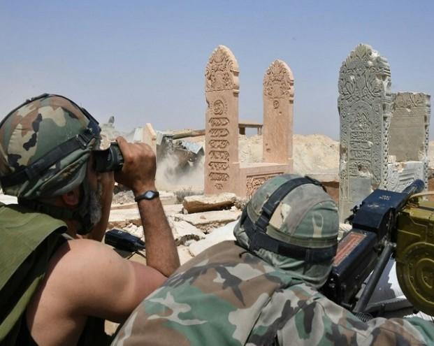 «Русские бегут из Сирии»