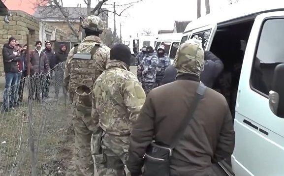 «Хизб ут-Тахрир»* в Крыму – «спящая» угроза