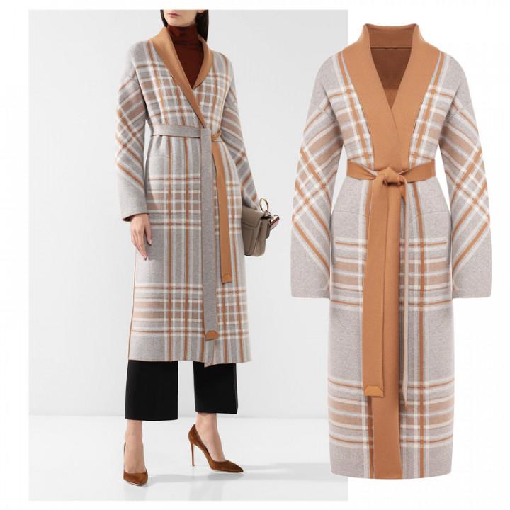 6 элегантных пальто на осень от бренда Loro Piana гардероб,мода и красота,модные образы,модные тенденции,одежда и аксессуары