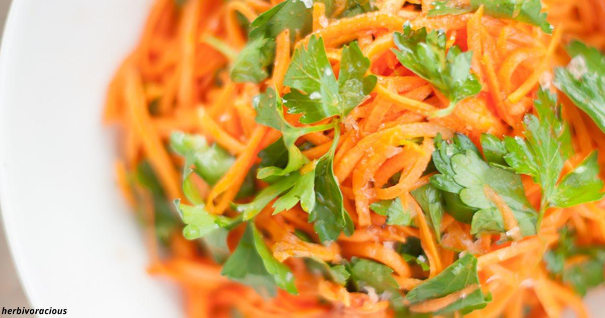 5 лучших морковных салатов на все случаи жизни
