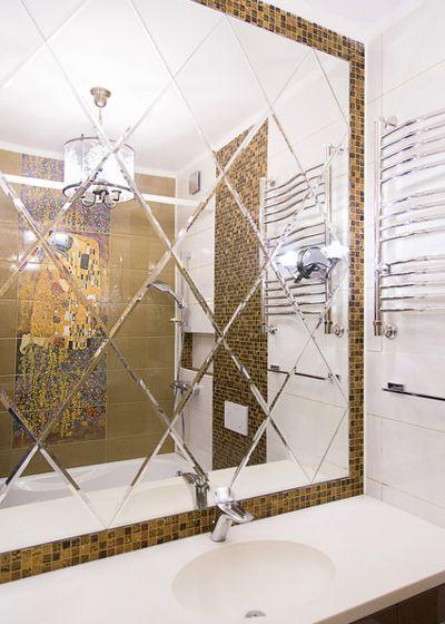 Современный Ванная комната by Андрей Скоморощенков