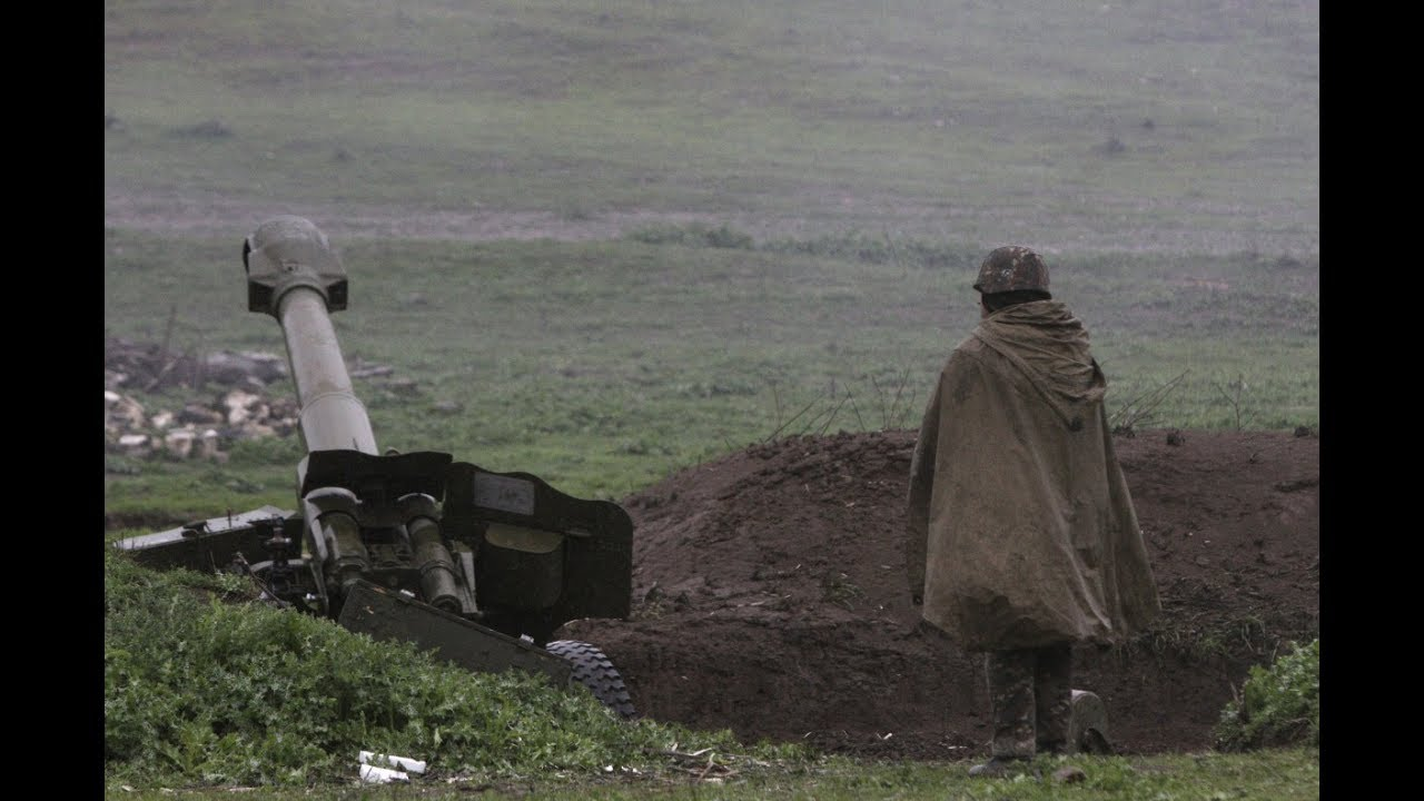 Азербайджан нанес удар по армянским войска в НКР