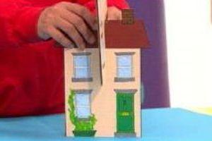 Детские поделки. Детский сайт с поделками из бумаги и фетра
