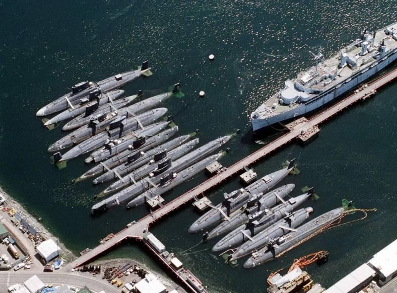 Вслед за «Арматой»: кризис атомных подводных сил России вмф