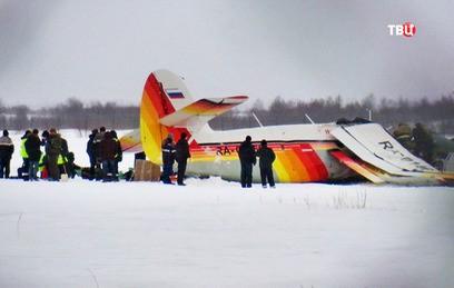 Умер один из пострадавших в результате крушения Ан-2 в Нарьян-Маре