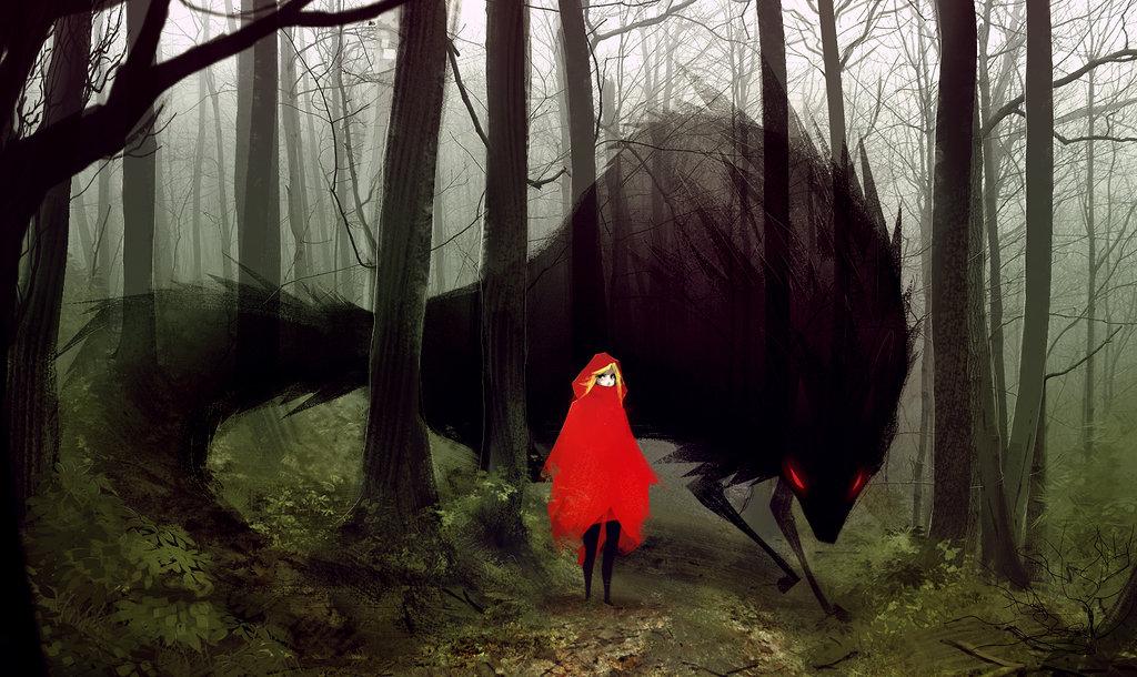 Сказка не для детей: подлинная история, которая легла в основу -Красной шапочки-