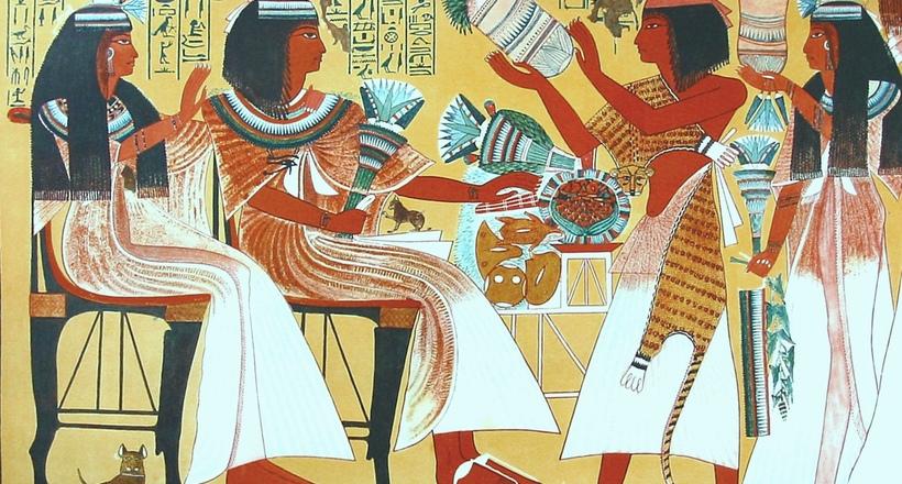 Где сегодня обитают потомки жителей Древнего Египта