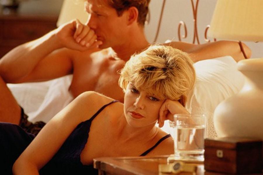 Что делать, если с мужем противно