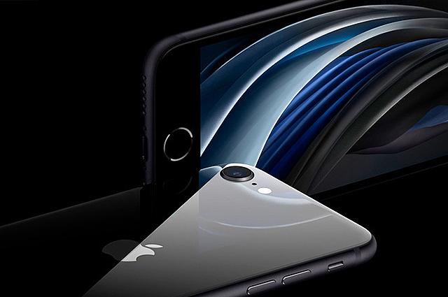 Компания Apple представила бюджетный iPhone SE Технологии