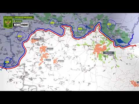 Обстановка на линии соприкосновения в ЛНР за сутки 18.11.2017