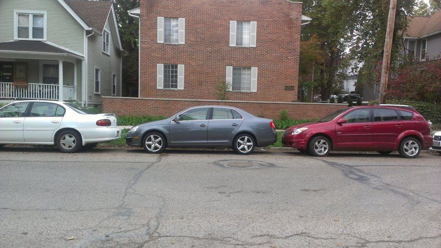 Параллельная парковка задним ходом – схема и инструкция для новичков