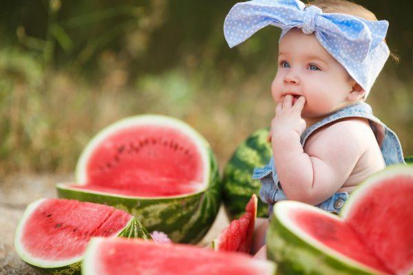 Арбуз в меню детей и беременных – что можно, а что нельзя