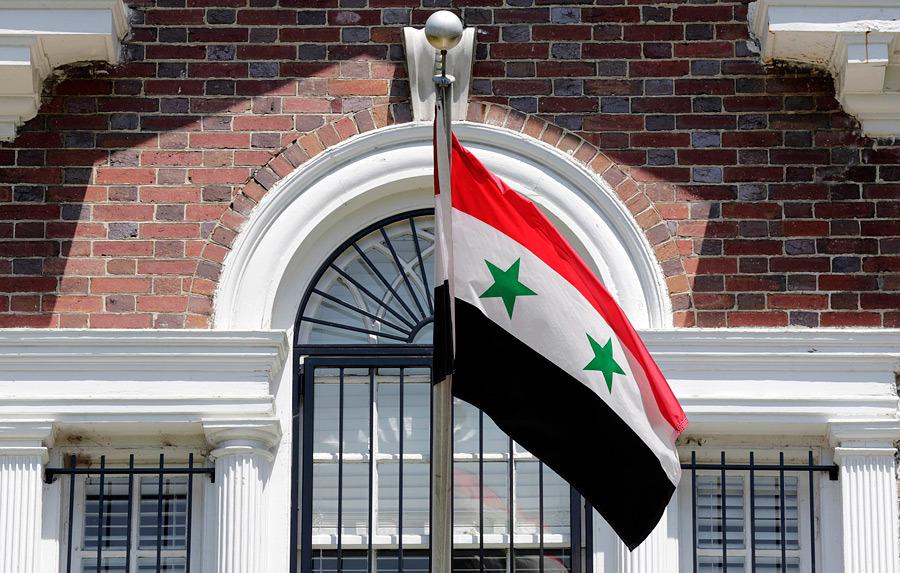 Сирия установила дипотношени…