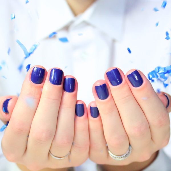 Хочу на море! Любимые лаки синего оттенка 607,667,78,красота,маникюр,мода и красота