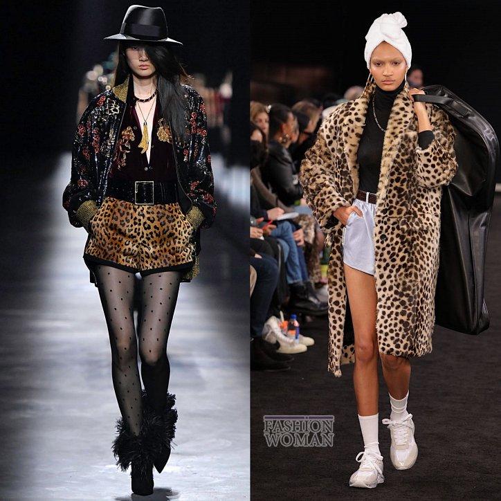 Модные принты осень-зима 2019-2020 фото №12
