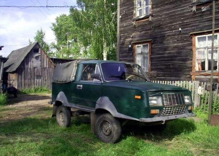 дома очень фото самые смешные авто кулибины кемеровский