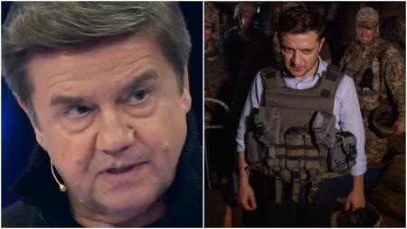 Не прошло и пяти лет: Карасёв предлагает не называть Донбасс «террористами»