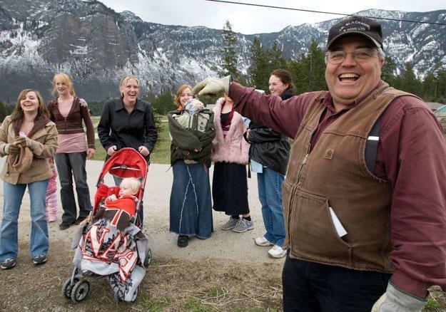 9. Очень любвеобильный канадец ynews, Любовь, две жены, интересно, истории, многоженство, несколько мужей, полигамия