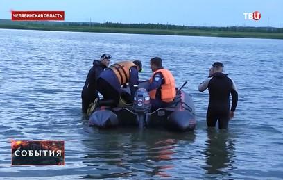 В Челябинской области затонула лодка с детьми