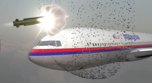 Неоспоримое обвинение Киеву в уничтожении малайзийского «Боинга»
