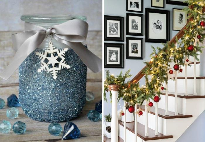 14 новогодних декораций, которые можно создать за несколько минут
