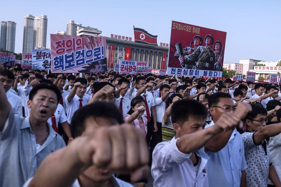 Корейский кризис завершился. Трамп вроде бы сдался - похвалил Ким Чен Ына