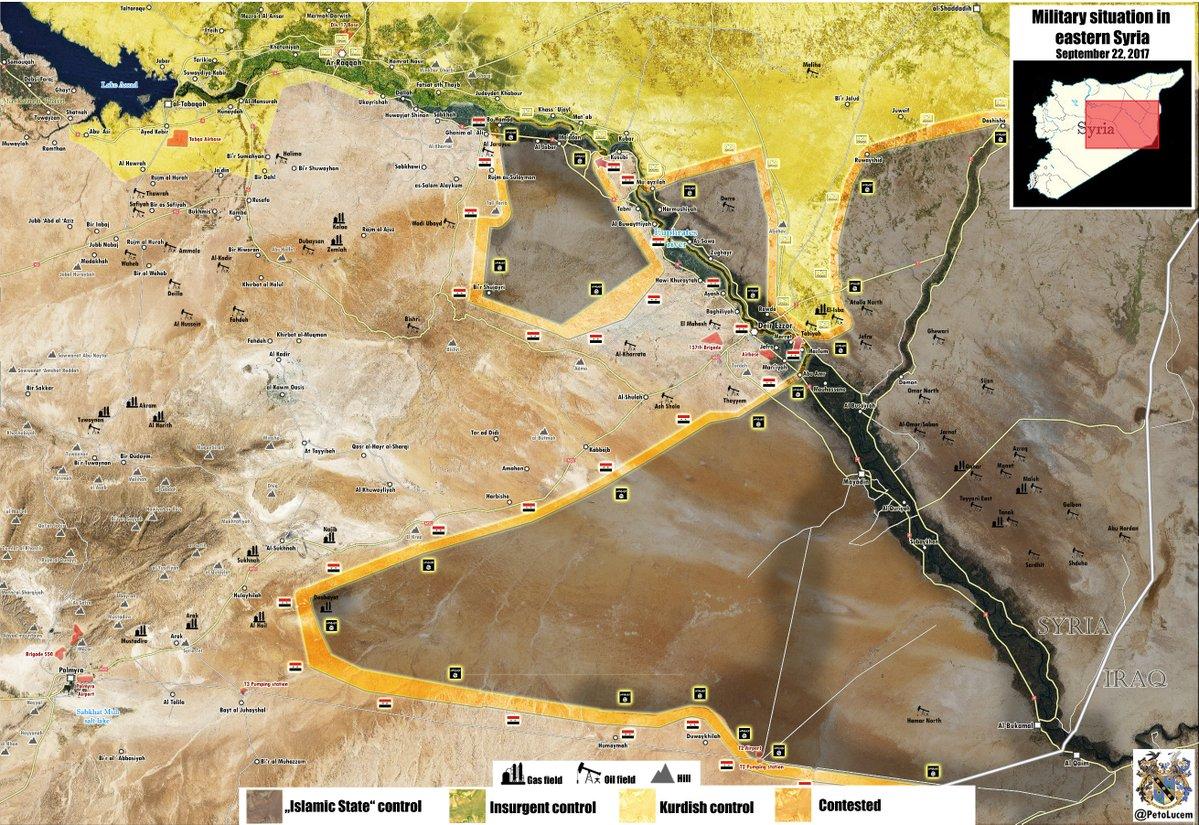 Сирия: вечер перестает быть томным