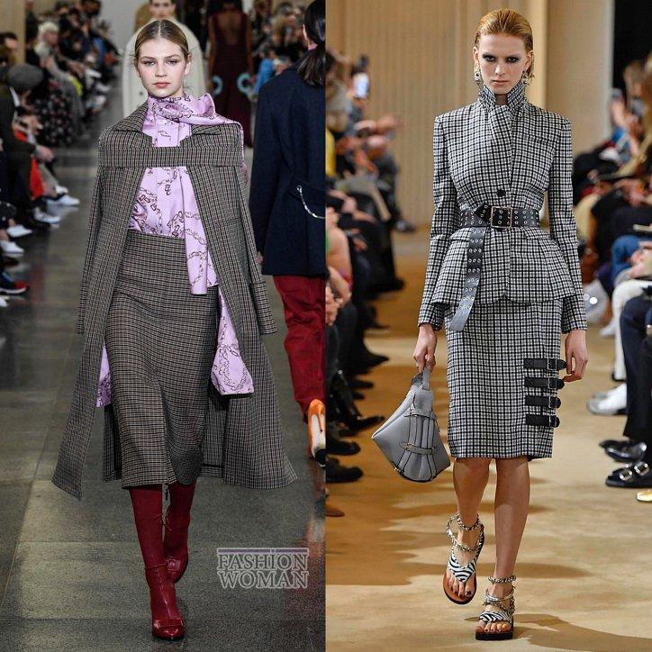Модные принты осень-зима 2019-2020 фото №4