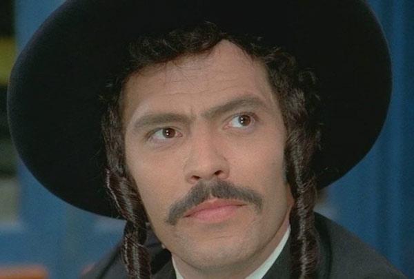 Французский актер Клод Жиро.