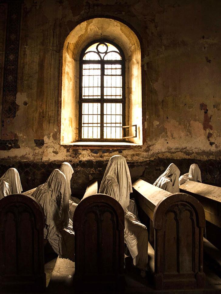 Самая ужасающая церковь мира