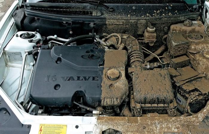 Мыть или не мыть двигатель с…