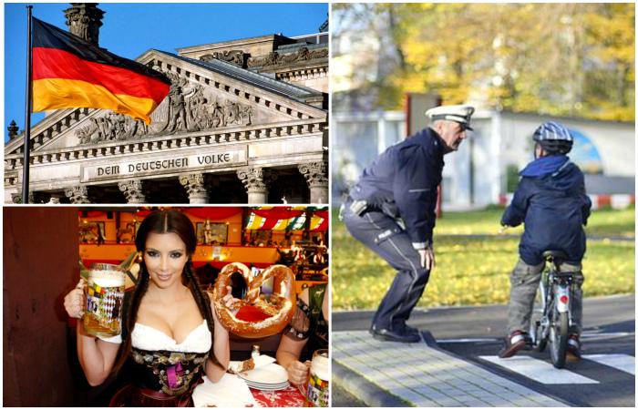Вещи, которые удивляют приезжих в Германии.