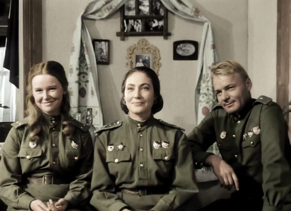 Картинки из фильма в бой идут одни старики