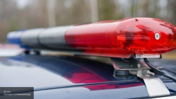 В Мурманске произошла авария с участием автобуса и иномарки