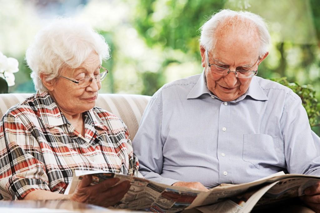 Работа и обучение: люди стар…