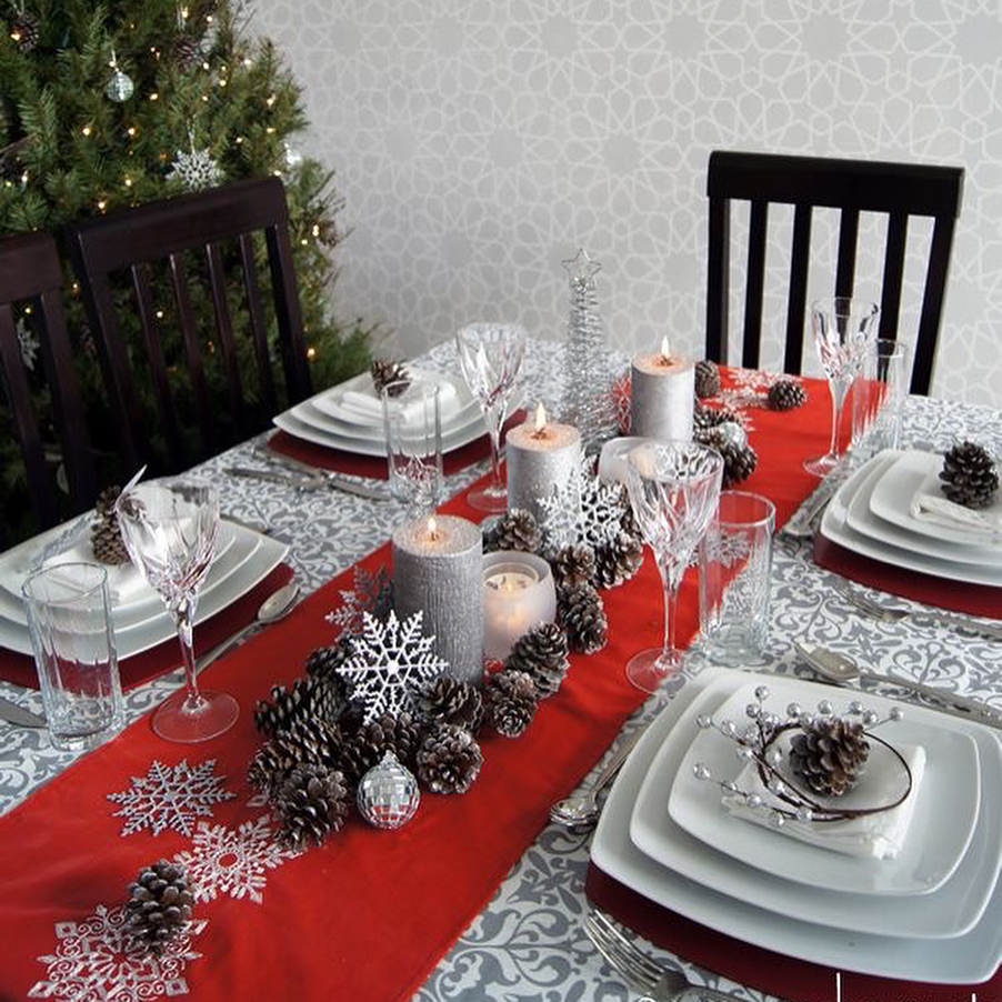 гордимся как украшать новогодний стол фото колясок это настоящее