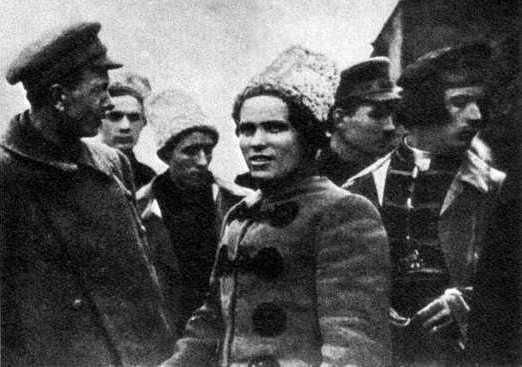 Нестор Махно и галичане: боевое братство и союз военного времени