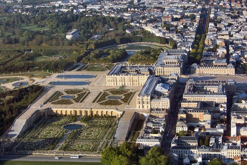 Версаль (Versailles). Часть 1