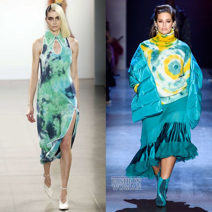 Модные принты осень-зима 2019-2020 фото №20