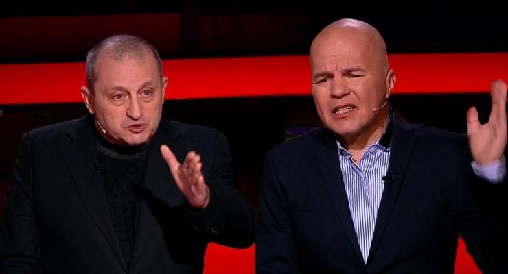 Кедми оказался Ковтуну «не по зубам»: украинский политолог в прямом эфире насмешил гостей студии