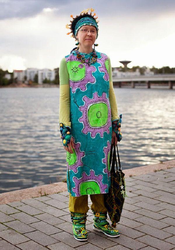 финский стиль в одежде
