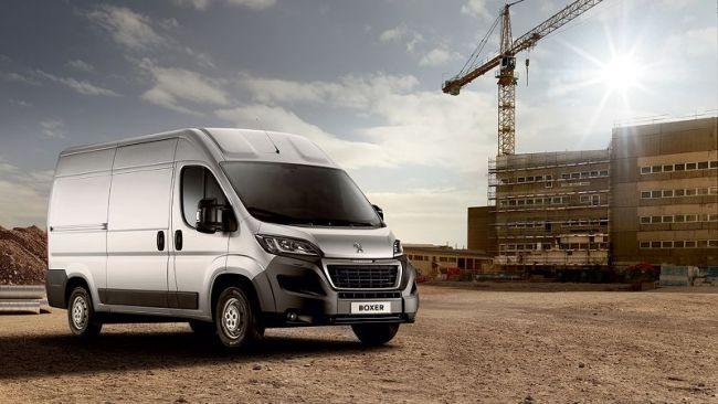 Фургоны, которые производят на калужском автозаводе бьют рекорды популярности в РФ 3
