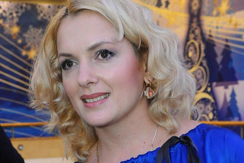 Мария Порошина пытается «сбы…