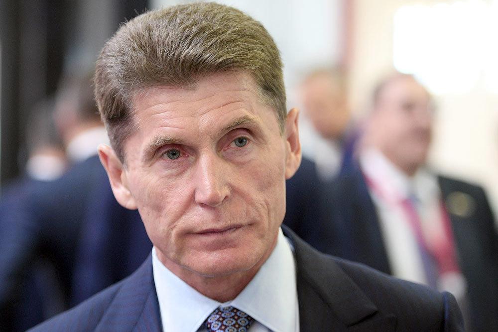 """Губернатор Приморья Кожемяко стал оппозиционером - """"так жить невозможно"""""""