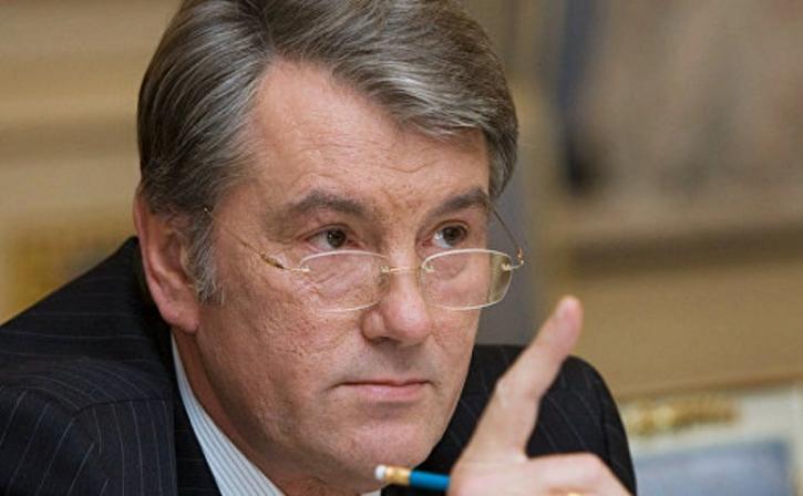 Ющенко раскритиковал действия Украины в отношении России, назвав соотечественников рабами
