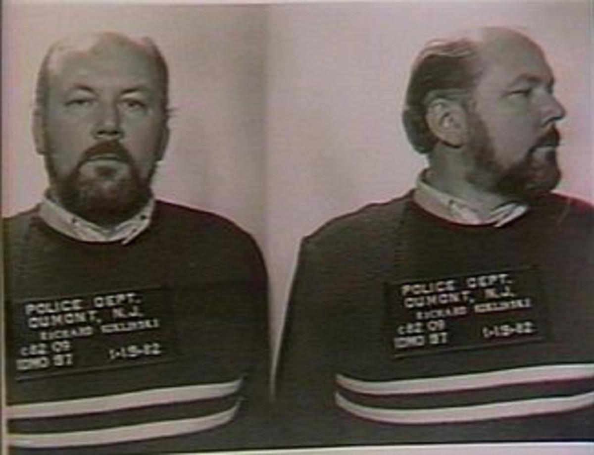 История Ричарда Куклински — мега-психопата, который убил 300 человек и работал на мафию интересное,интересные факты,история,ужас,шок