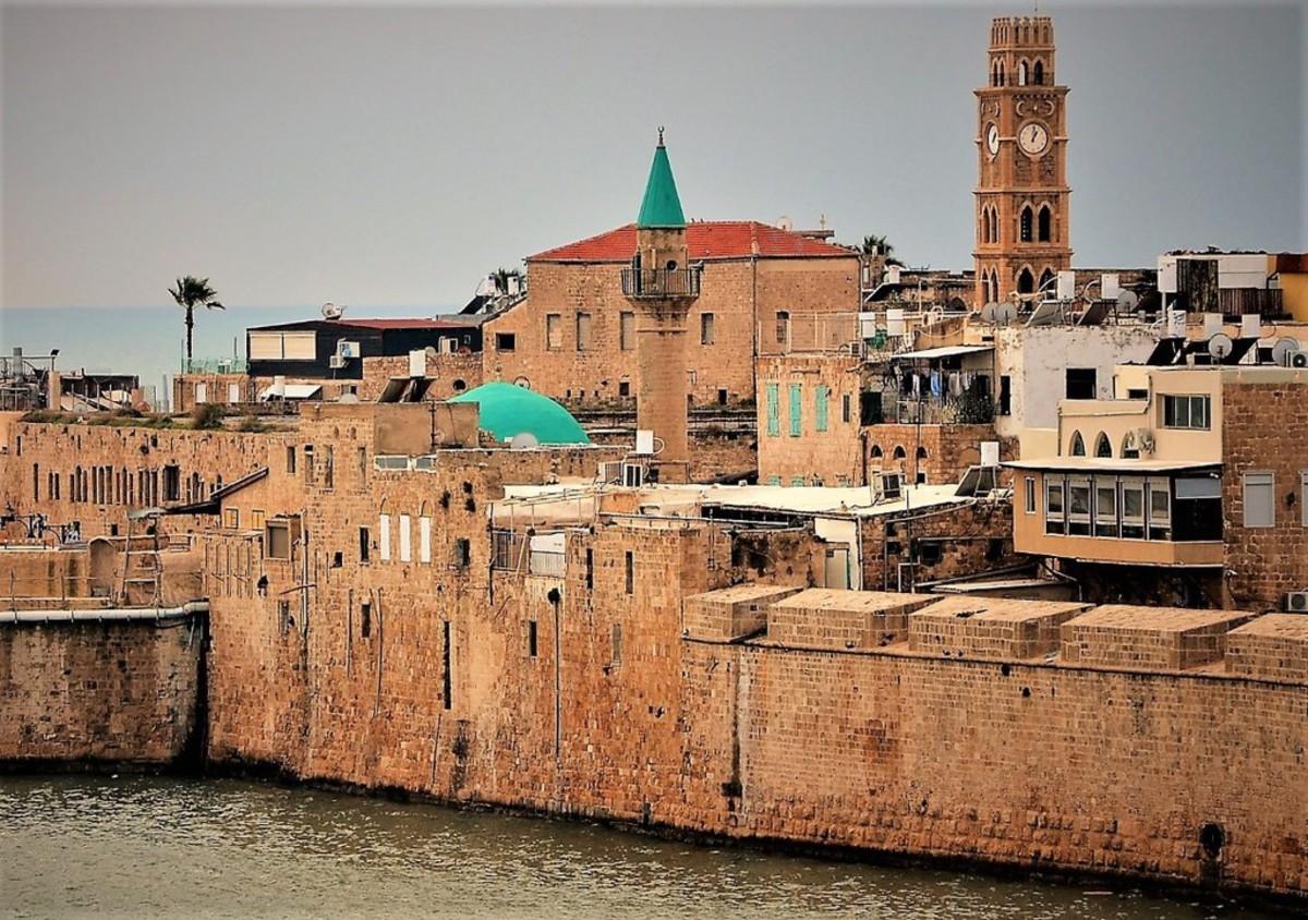 Маленький Баку: фотоистория об отвоеванной у палестинцев крепости Израиля